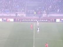 Partizan Belgrad 1:3 Augsburg