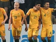 Zjednoczone Emiraty Arabskie 0:1 Australia