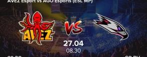 AGO Esports 2:0 AVEZ