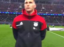 Lokomotiw Moskwa 1:2 Bayern Monachium
