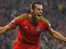 Piękna bramka Bale w meczu ze Słowacją!