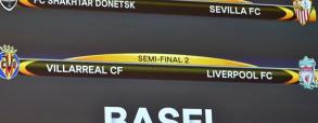 Znamy pary półfinałowe Ligi Europy!