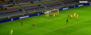 BATE Borysów 2:0 Slavia Mozyr