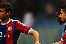 AL Hilal 1:4 Bayern Monachium