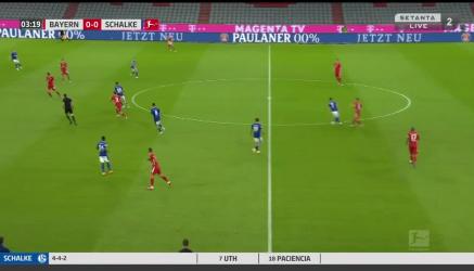 Bayern Monachium 8:0 Schalke 04 [Filmik]