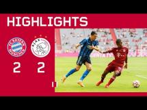 Bayern Monachium 2:2 Ajax Amsterdam