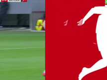 Freiburg 2:2 Bayern Monachium