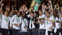 Puchar Niemiec dla Eintrachtu! [Filmik]