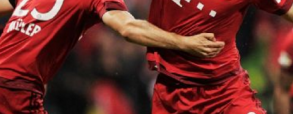 Benfica Lizbona 2:2 Bayern Monachium
