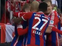 Bayern Monachium - FC Koln 4:1