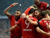 Jena 0:5 Bayern Monachium