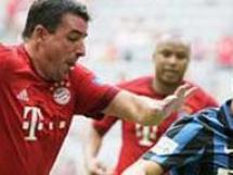 Bayern Monachium All Stars 0:1 Inter Forever