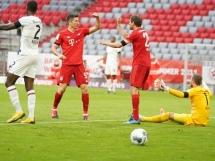 Bayern Monachium 5:2 Eintracht Frankfurt
