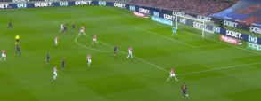 Bordeaux 0:0 Olympique Marsylia