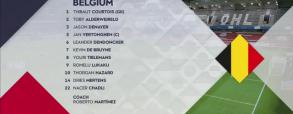 Belgia 4:2 Dania