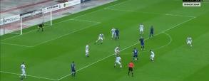Dynamo Mińsk 1:2 FC Slutsk