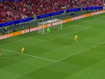 Lazio Rzym 2:0 Lokomotiw Moskwa