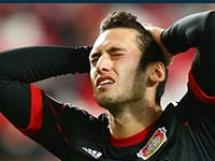 Benfica Lizbona - Bayer Leverkusen