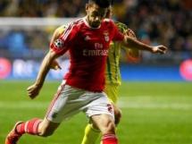 FK Astana 2:2 Benfica Lizbona
