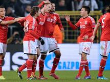 Benfica Lizbona 1:0 Zenit St. Petersburg