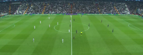 Besiktas Stambuł 1:4 Sporting Lizbona