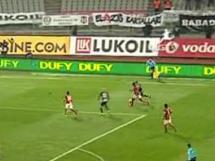 Besiktas Stambuł 2:1 Galatasaray SK