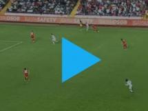 Antalyaspor 1:5 Besiktas Stambuł