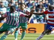 Betis Sewilla 2:0 Granada CF
