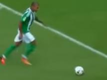 Werder Brema 0:1 Betis Sewilla