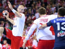 Polska 28:30 Norwegia