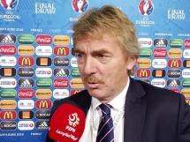 Zbigniew Boniek po losowaniu grup Euro 2016