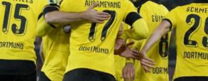 Manchester United 1:4 Borussia Dortmund