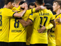 Borussia Dortmund 1:1 Liverpool