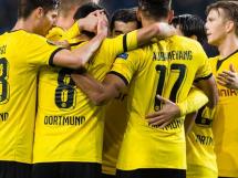 Borussia Dortmund 3:0 Hallescher FC