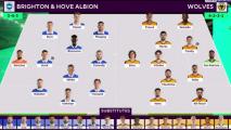 Brighton & Hove Albion 3:3 Wolverhampton [Filmik]