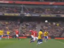 Brazylia 1:0 Chile