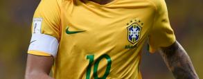 Brazylia 2:0 Kolumbia