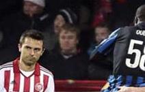 Aab Aalborg 1:3 Club Brugge