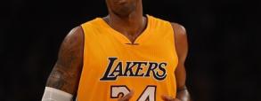 Kobe Bryant rzucił 60 punktów w ostatnim meczu w karierze!