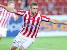 Cracovia Kraków 0:0 Górnik Łęczna