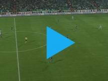 Bursaspor 0:1 Besiktas Stambuł