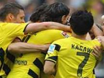 Borussia Dortmund - Hertha Berlin