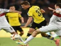 VfB Stuttgart 1:3 Borussia Dortmund