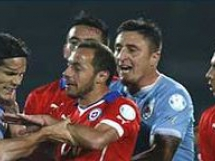 Chile 1:0 Urugwaj