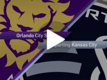 Orlando City 2:2 Kansas City