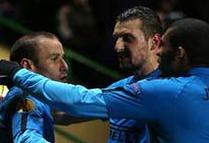Celtic 3:3 Inter Mediolan