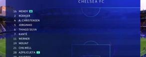 Chelsea Londyn 2:0 Real Madryt