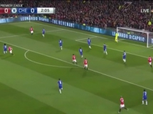 Manchester United 0:0 Chelsea Londyn