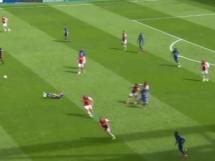Arsenal Londyn 1:2 Chelsea Londyn
