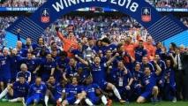 Chelsea zdobywa Puchar Anglii! [Filmik]
